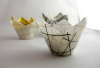 Tealights. Recycled Boat Sails